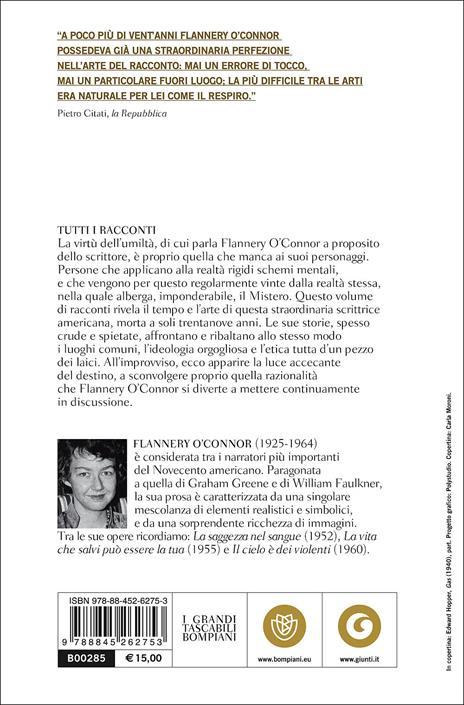 Tutti i racconti - Flannery O'Connor - 2
