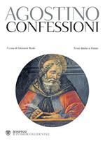 Le confessioni. Testo latino a fronte