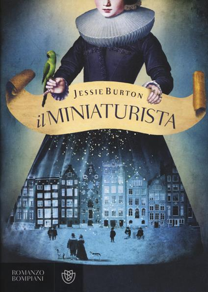 Il miniaturista - Jessie Burton - copertina