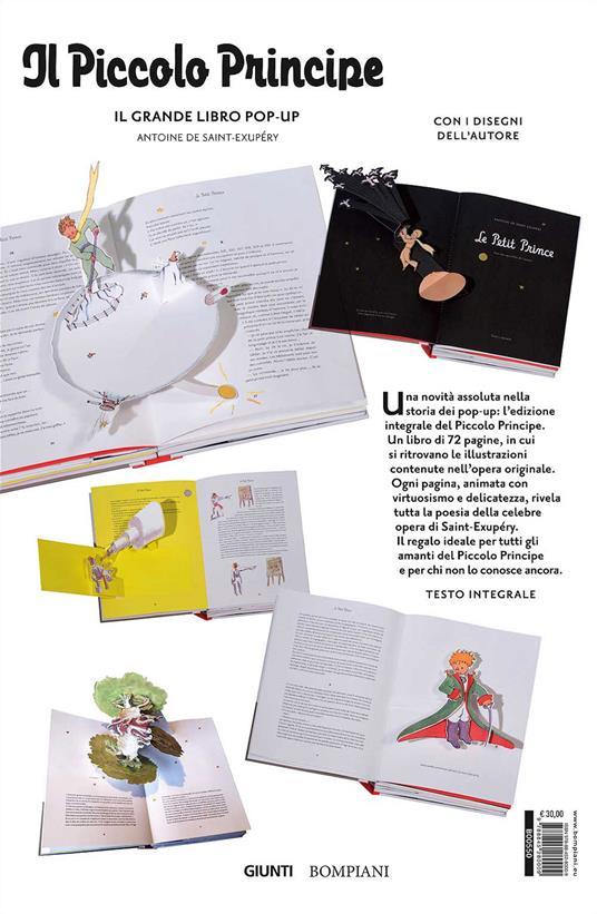 Il Piccolo Principe. Il grande libro pop-up. Ediz. integrale - Antoine de Saint-Exupéry - 3