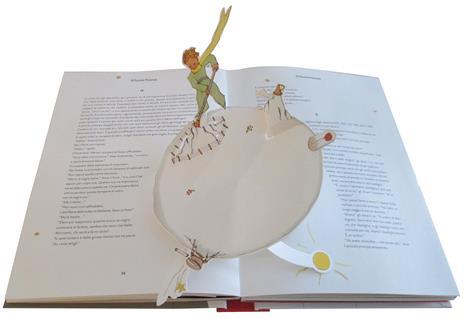 Il Piccolo Principe. Il grande libro pop-up. Ediz. integrale - Antoine de Saint-Exupéry - 4