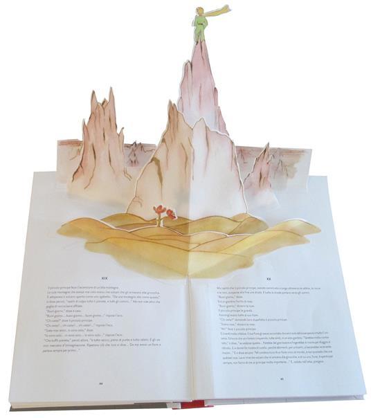 Il Piccolo Principe. Il grande libro pop-up. Ediz. integrale - Antoine de Saint-Exupéry - 5