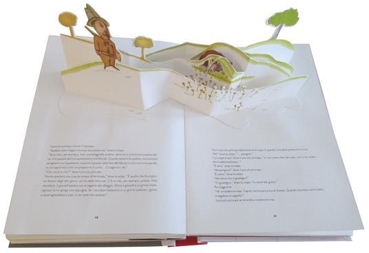 Il Piccolo Principe. Il grande libro pop-up. Ediz. integrale - Antoine de Saint-Exupéry - 6