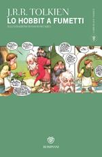 Lo Hobbit a fumetti o La riconquista del tesoro