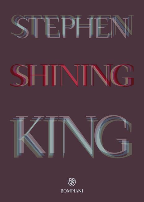 Shining - Stephen King - copertina