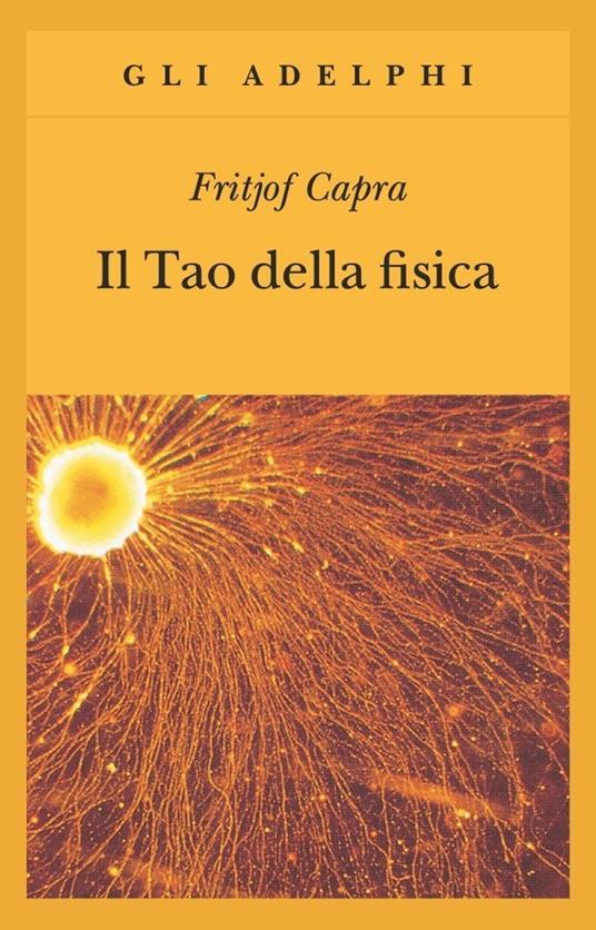 Il tao della fisica - Fritjof Capra - copertina