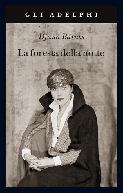 La foresta della notte - Djuna Barnes - copertina