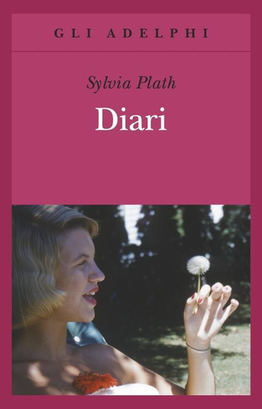 Diari - Sylvia Plath - copertina