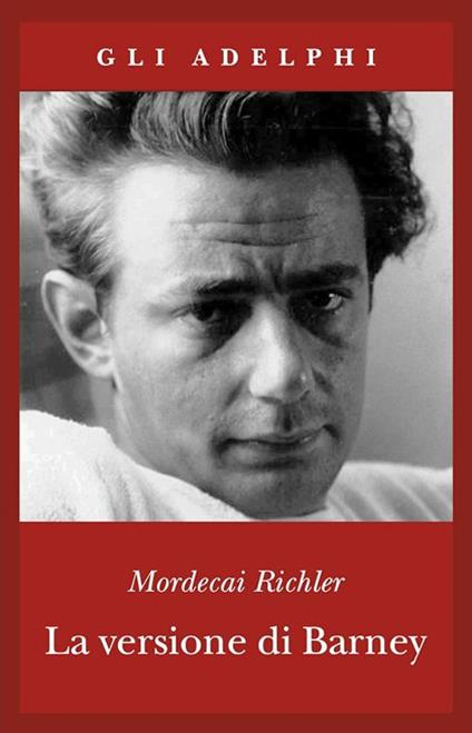 La versione di Barney - Mordecai Richler - copertina