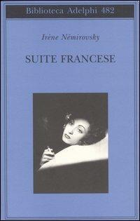 Suite francese - Irène Némirovsky - copertina
