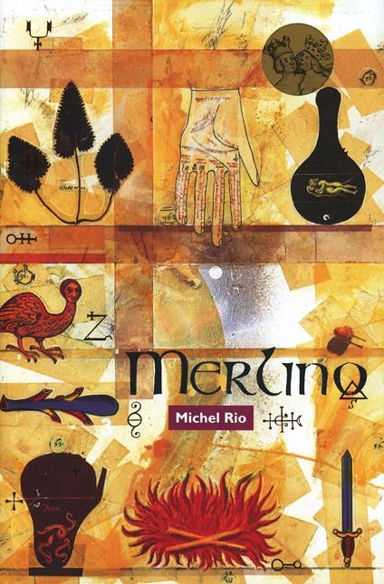 Merlino - Michel Rio - copertina