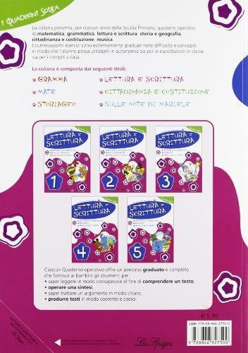 Lettura e scrittura. Per la 2ª classe elementare - Elena Costa,Lilli Doniselli,Alba Taino - 2