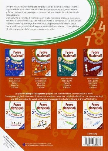 Prove nazionali. Matematica. Per la 2ª classe elementare - Elena Costa,Lilli Doniselli,Alba Taino - 2