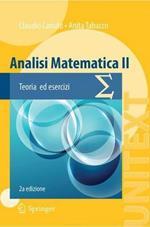Analisi matematica 2. Teoria ed esercizi