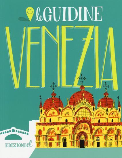 Venezia - Sarah Rossi - copertina