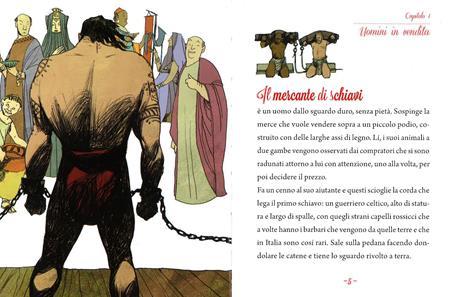 Spartaco, schiavo ribelle - Luca Cognolato - 2