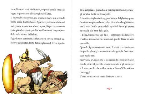 Spartaco, schiavo ribelle - Luca Cognolato - 3