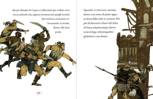 Spartaco, schiavo ribelle - Luca Cognolato - 4