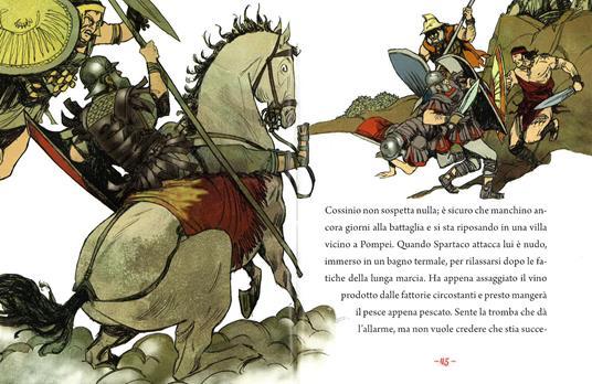 Spartaco, schiavo ribelle - Luca Cognolato - 5