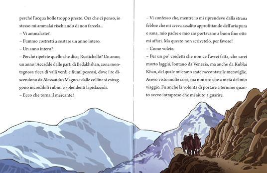 Marco Polo, scopritore di meraviglie. Ediz. illustrata - Guido Sgardoli - 3