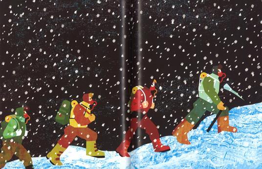 La scalata dell'Everest. Ediz. a colori - Pierdomenico Baccalario - 2