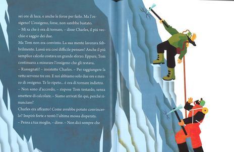 La scalata dell'Everest. Ediz. a colori - Pierdomenico Baccalario - 5