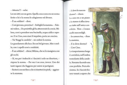La Resistenza. Ediz. a colori - Sabina Colloredo - 2