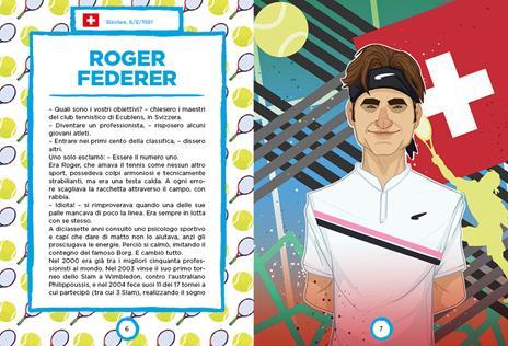 Campioni del tennis di ieri e di oggi - Daniele Nicastro - 2