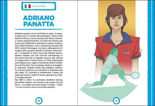 Campioni del tennis di ieri e di oggi - Daniele Nicastro - 4