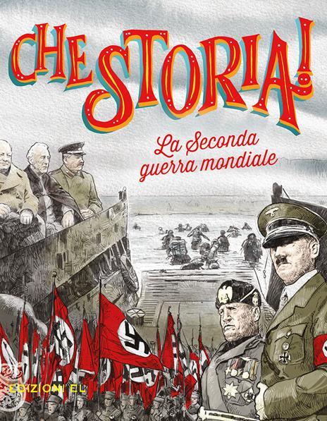 La Seconda guerra mondiale - Frediano Sessi - copertina