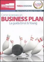 Come si prepara un business plan. La guida Ernst & Young