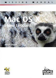 Mac OS X. Snow Leopard. Missing manual - David Pogue - copertina