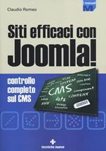 Siti efficaci con Joomla! Controllo completo sul CMS