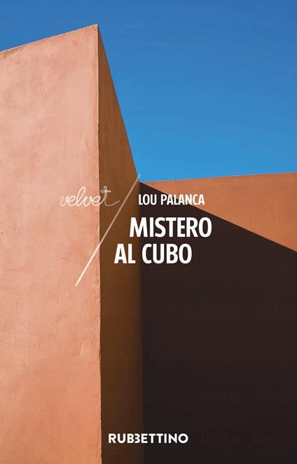Mistero al cubo - Lou Palanca - copertina