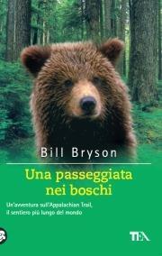 Una passeggiata nei boschi - Bill Bryson - copertina