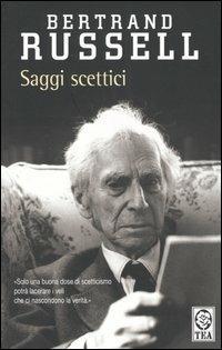 Saggi scettici - Bertrand Russell - copertina