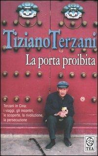 La porta proibita - Tiziano Terzani - copertina