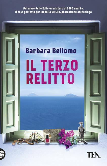 Il terzo relitto - Barbara Bellomo - copertina