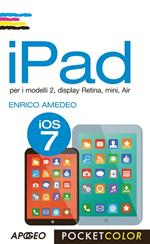 IPad per i modelli 2, display Retina, mini, Air