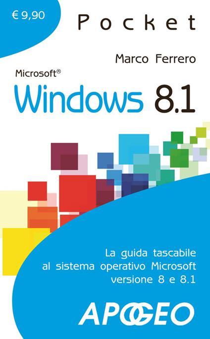 Windows 8.1 - Marco Ferrero - copertina