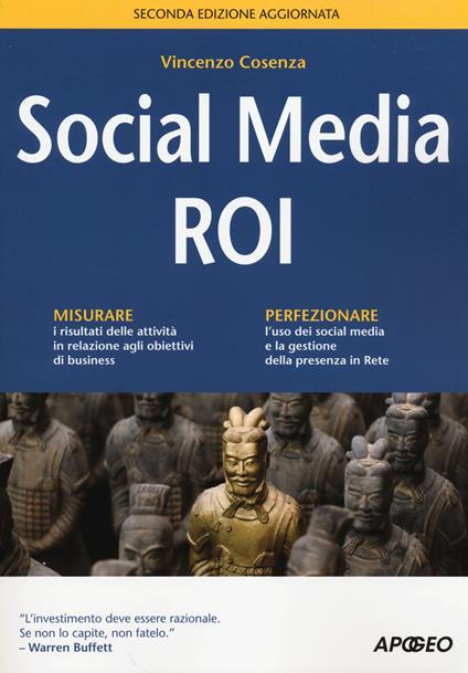 Social media ROI - Vincenzo Cosenza - copertina