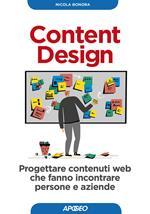 Content design. Progettare contenuti web che fanno incontrare persone e aziende