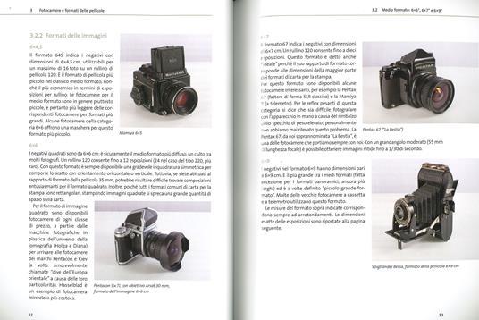 Fotografia analogica. Riscoprire la fotografia su pellicola 35mm, medio e grande formato - Chris Marquardt,Monika Andrae - 2