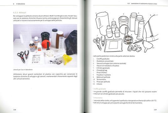 Fotografia analogica. Riscoprire la fotografia su pellicola 35mm, medio e grande formato - Chris Marquardt,Monika Andrae - 4