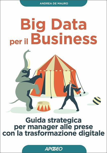 Big data per il business. Guida strategica per manager alle prese con la trasformazione digitale - Andrea De Mauro - copertina