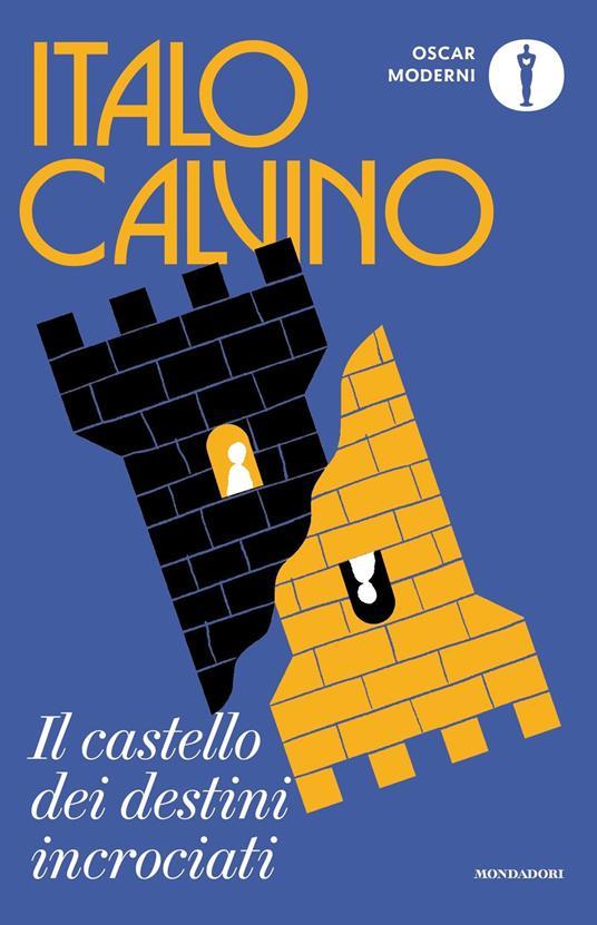 Il castello dei destini incrociati - Italo Calvino - ebook