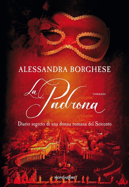 La padrona - Alessandra Borghese - ebook