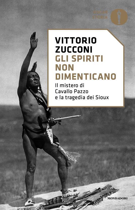 Gli spiriti non dimenticano. Il mistero di Cavallo Pazzo e la tragedia dei Sioux - Vittorio Zucconi - ebook