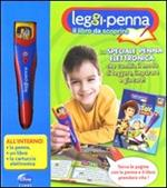 Toy story. Con cartuccia elettronica. Con penna elettronica. Leggi Penna. Ediz. illustrata