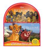 Il Re leone. Maxi libro gioca kit. Con 10 figurine 3D e scenario